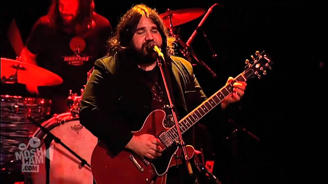 "The Magic Numbers ""Forever Lost"" Live"